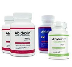 Abidexin bottles
