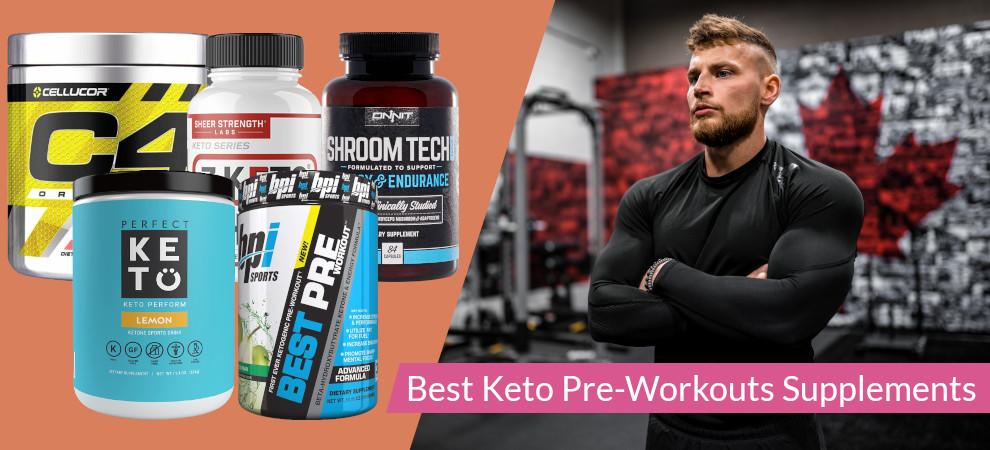 Best Keto Pre-Workout Supplements