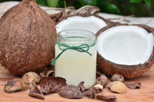 A coconut oil extract