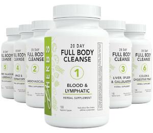 Dherbs Full Body Cleanse