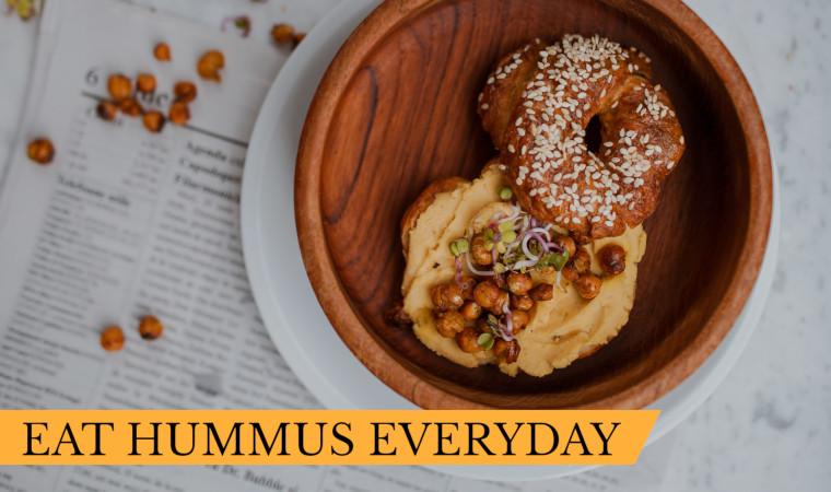 Eat Hummus Everyday