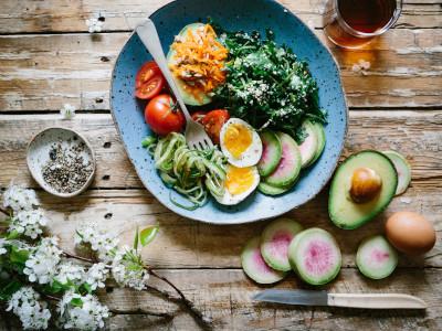 Food for keto diet
