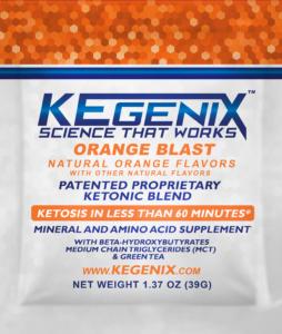 Kegenix orange blast