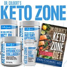Keto zone diet