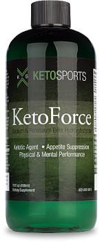 KetoForce bottle