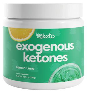 Kiss My Keto Ketones Lemon Lime