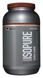 Nature's Best Isopure - Zero Carb Protein Powder