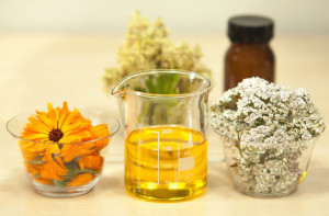 Oil products for skin and hair
