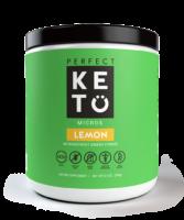 Perfect Keto lemon