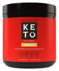 Perfect Keto - Whey Protein Isolate