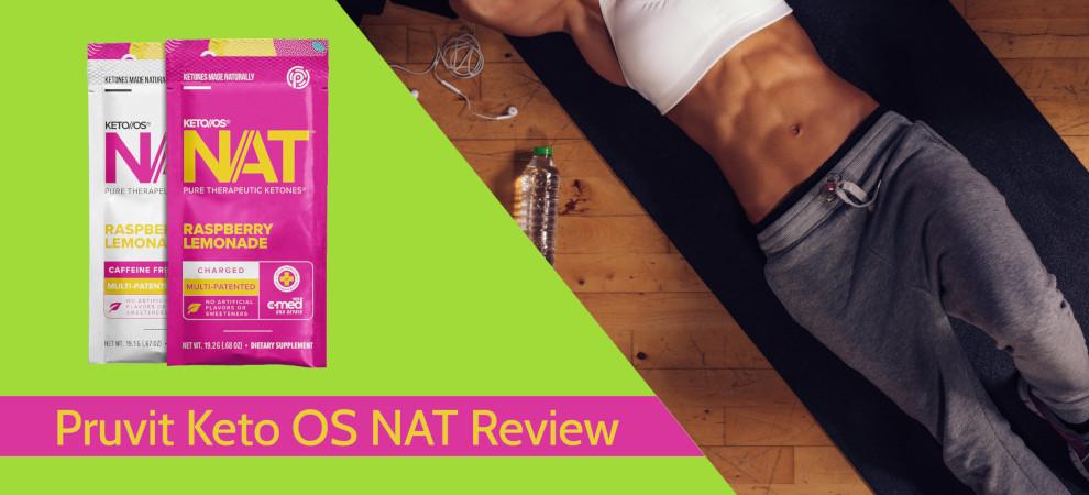 Pruvit Keto OS NAT Review