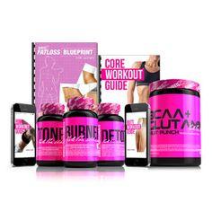 Shredz products for women