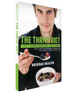 Thrive book written by Brandan